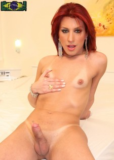 joy spears tranny Brazilian
